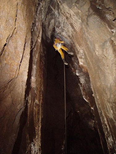 Velebita-barlang, Észak-Velebit Nemzeti Park