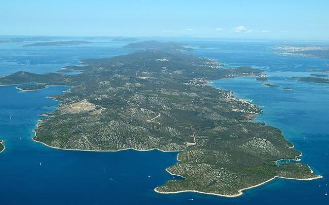 Pašman-sziget