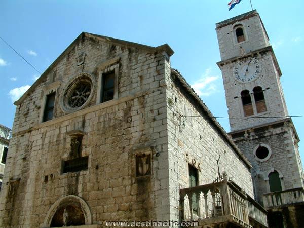 Szent János templom, Sibenik