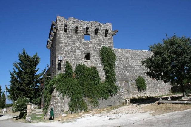 Cerinić-kastély, Skrip
