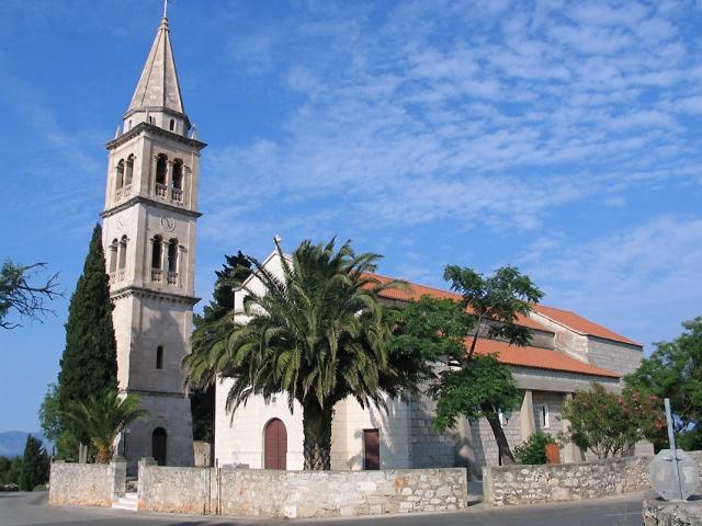Szentlélek templom, Vrbanj