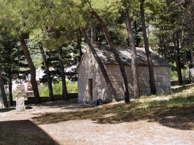 Szent Lőrinc kápolna, Baska Voda