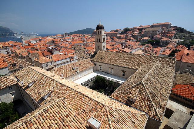 Ferences kolostor, Dubrovnik