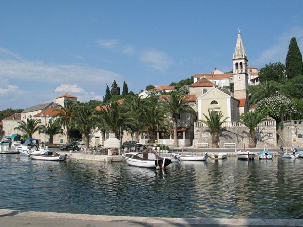 Boldogságos Szűz Mária templom, Splitska