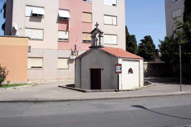 Szent Antal templom, Biograd na Moru