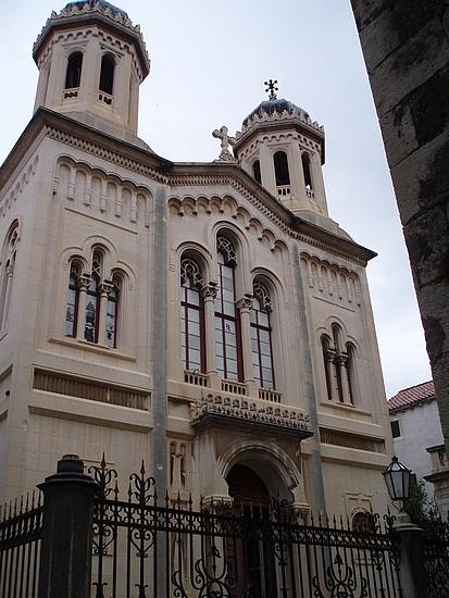 Szent Kinyilatkoztatás szerb-ortodox templom, Dubrovnik