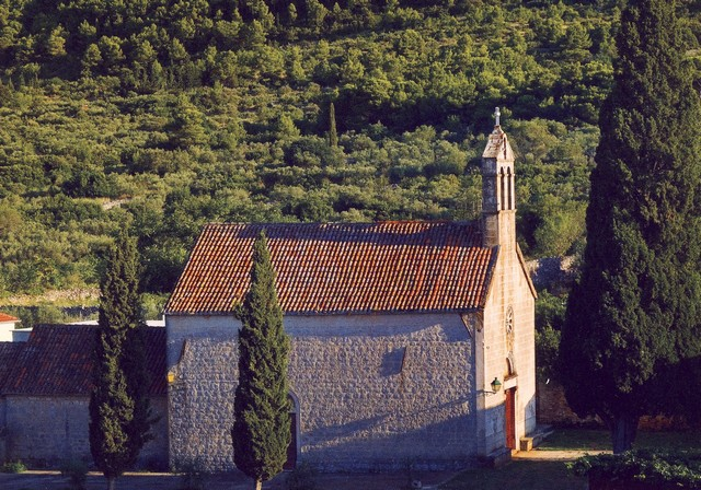 Szent Miklós (Sv Nikola) templom