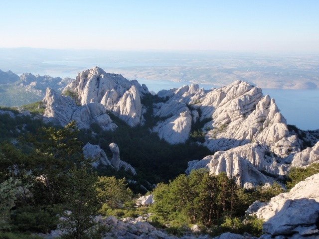 Bojinac, Paklenica Nemzeti Park