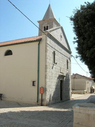 Szent Ambrus templom (Crkva Sv. Anselmus), Nin