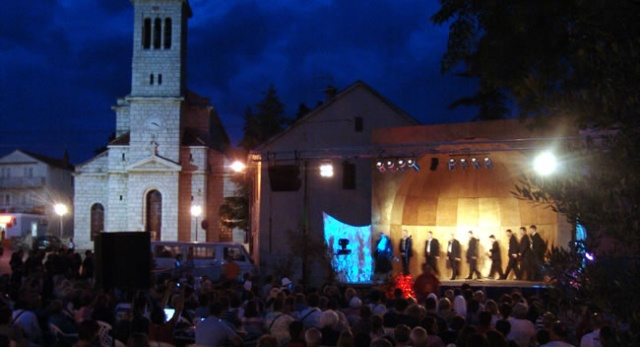 Školjka Klapa fesztivál, Pakostane