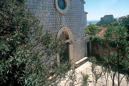 Szent András plébániatemplom, Dubrovnik