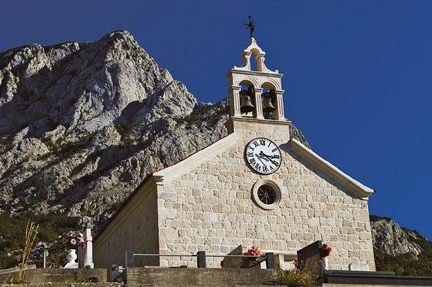 Áldott Szűz Mária Mennybemenetele templom, Blast