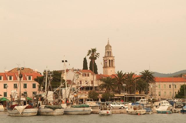 Kikötő, Vela Luka