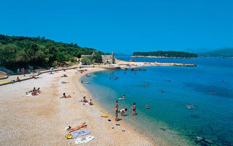 Copacabana strand, Dubrovnik