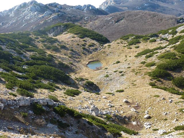 Babino jezero, Paklenica Nemzeti Park