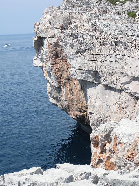 Sziklák, Kornati Nemzeti Park