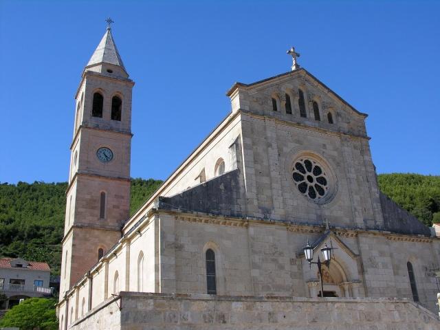 Miasszonyunk Megtisztulása templom, Smokvica