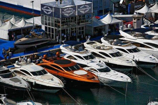 Croatia Boat Show, Split