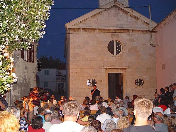 Bibinje egyik fontos kulturális eseménye a Raspivano Bibinje.
