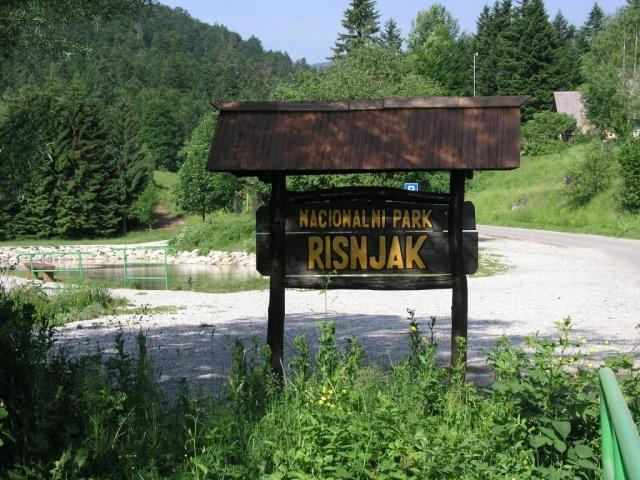 Risnjak Nemzeti Park