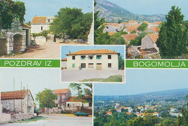 Bogomolje
