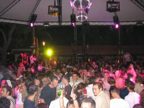 Hacienda klub, Vodice
