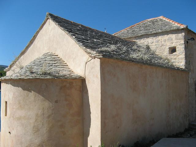 Szent Jeromos (Sv. Jerolima) templom, Stari Grad