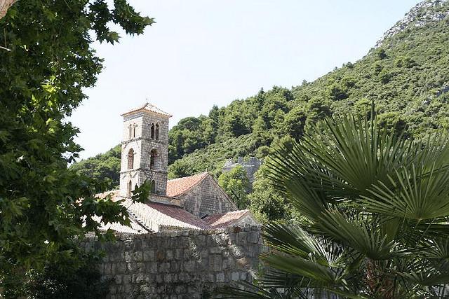 Ferences rendi kolostor, Ston