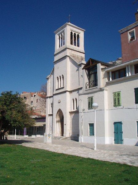 Szent Domonkos templom, Sibenik