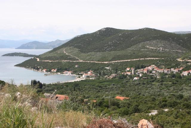Brijesta, Peljesac-félsziget
