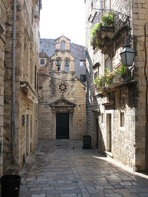 Szent Miklós templom, Dubrovnik