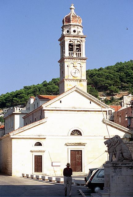 Szent Jeromos plébániatemplom, Pucisca