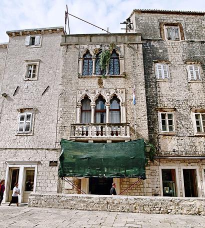 Čipiko palota (palačka Čipiko), Trogir