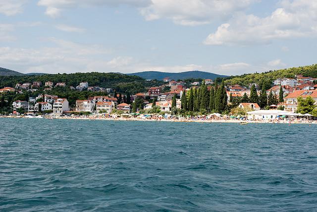 Okrug Gornji, Ciovo-sziget