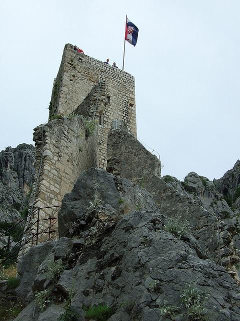 Mirabella-erőd, Omis