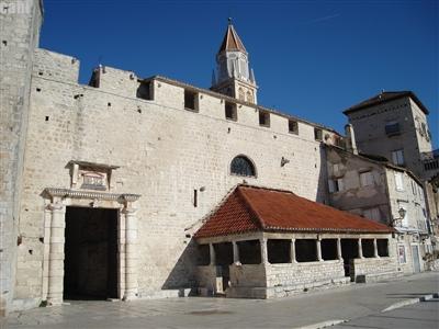 Déli kapu (Porta Civitatis), Trogir