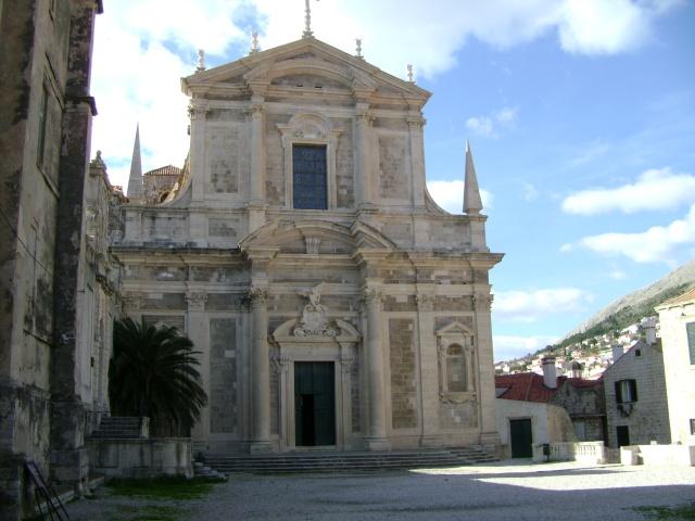 Szent Ignác jezsuita templom, Dubrovnik