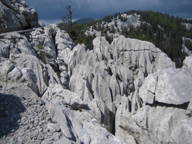 Észak-Velebit Nemzeti Park