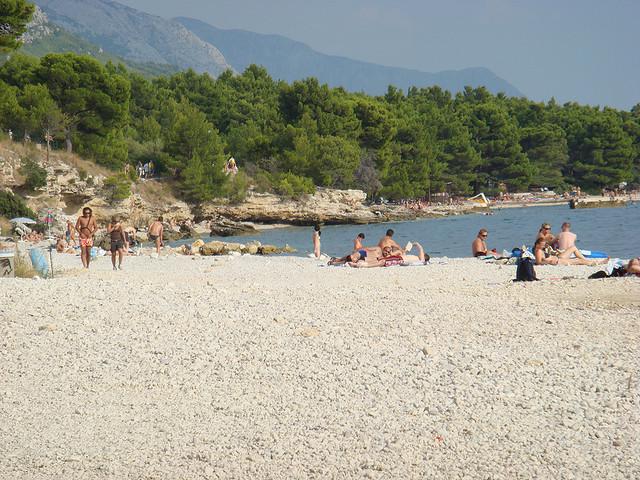 Oseka strand