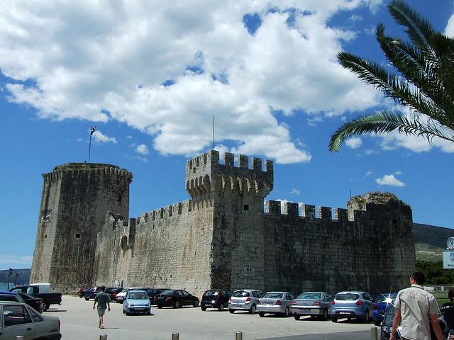 Kamerlengo-erőd (tvrđava Kamerlengo), Trogir