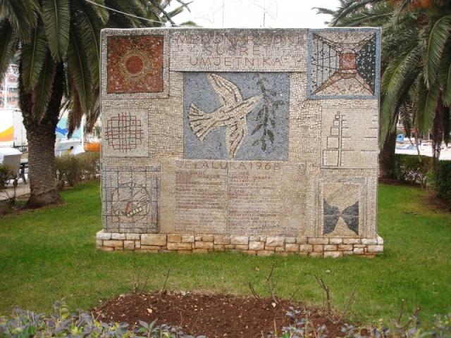 Mozaik, Vela Luka