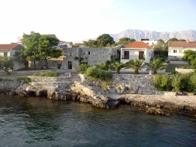 Velencei uralom idején épült, részlegesen fennmaradt erőd (fortica), Sucuraj