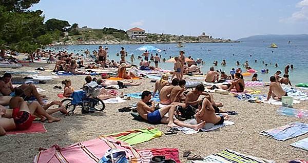 Strand, Makarska
