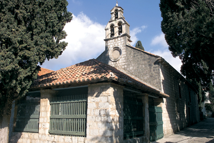 Szent Mihály templom, Dubrovnik