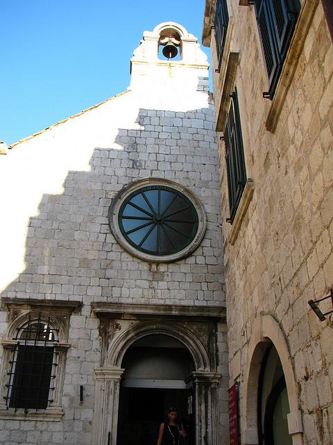 Domino templom, Dubrovnik