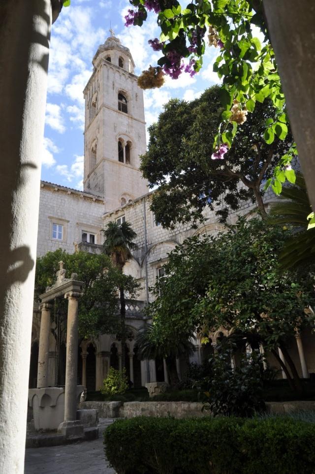 A Domonkos-rendi kolostor és templom az óvárosban, Dubrovnik
