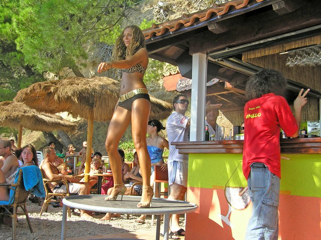 Apollo Beach Night Club, Baska Voda