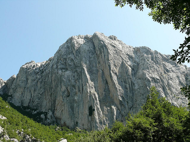 Anića kuk, Paklenica Nemzeti Park
