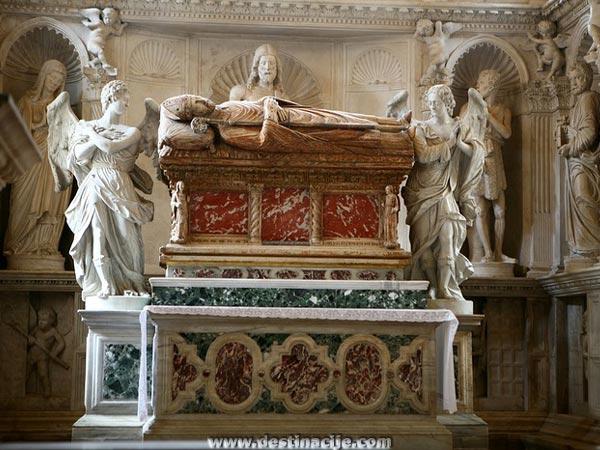 Szarkofág, Szent Lőrinc katedrális, Trogir