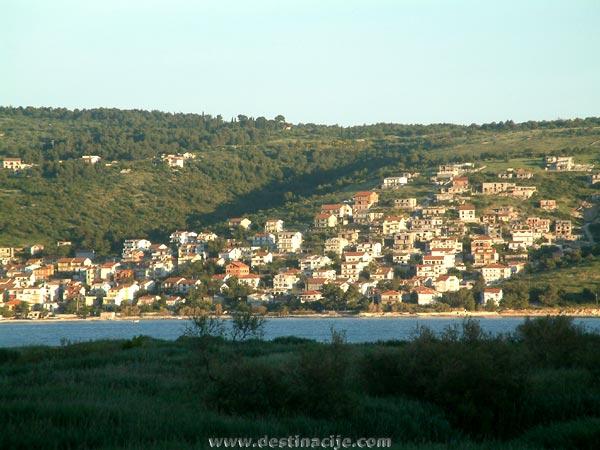 Miševac, Ciovo-sziget